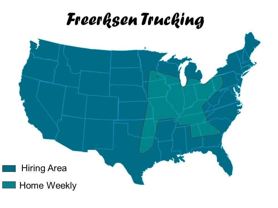 Freerksen Trucking Inc